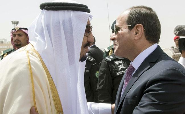 Egypt's President Abdel Fattah al-Sisi Visits Saudi Arabia As Tensions Ease