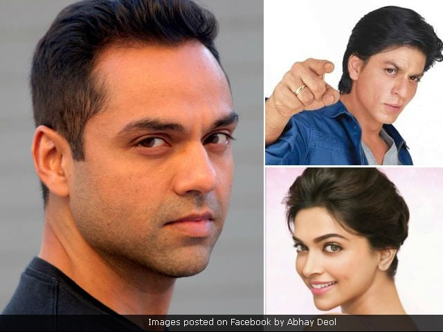 Abhay Deol Rips Into Stars Endorsing Fairness Creams From Shah Rukh Khan To Deepika Padukone