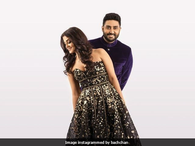 Happy Anniversary, Aishwarya And Abhishek Bachchan. 10 Pics To Celebrate The 10 Years They've Been Married