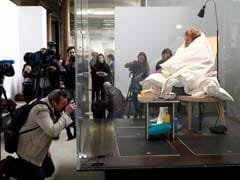 'Human Hen' Artist Condemned After Hatching Nine Eggs