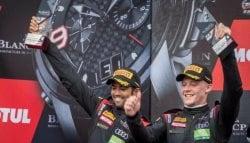 Aditya Patel and Mitch Gilbert Lead In Blancpain GT Series Asia Season Opener