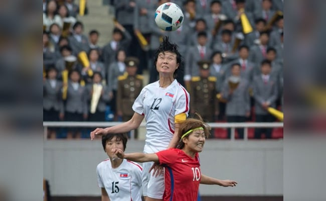 North And South Korea At Loggerheads, This Time At Women's Football