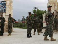 'More Than 50' Afghan Soldiers Killed In Military Base Attack, Says US