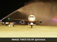 AirAsia Starts Operations On Kuala Lumpur-Bhubaneswar Route