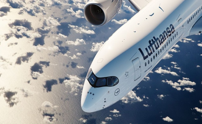 Lufthansa To Fly Its Premium Airbus A350 Aircraft From Mumbai To Munich