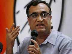 Congress Denies Reports Of Ajay Maken Resigning As Delhi Party Chief