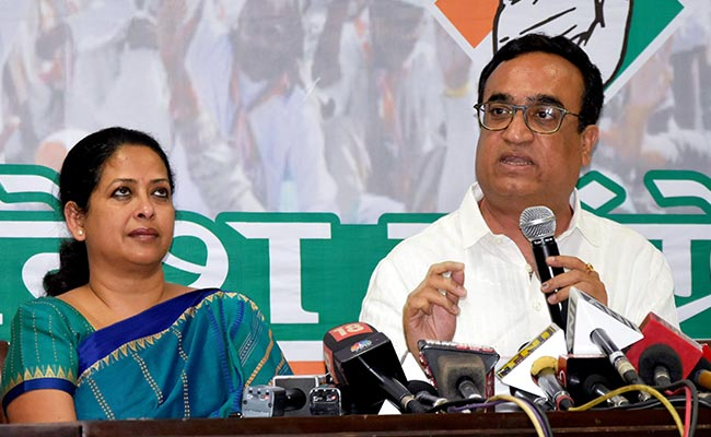 Taking responsibility for MCD defeat, Delhi Congress chief Ajay Maken resigns