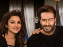 Parineeti Chopra Embarrasses Ajay Devgn By Watching Him Dance In Old Film