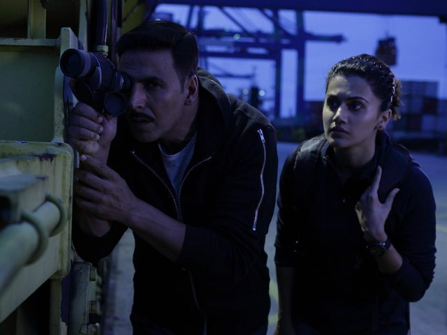 Naam Shabana Box Office Collection Day 2: Taapsee Pannu's Film Makes More Than 11 Crore
