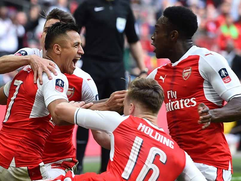 FA Cup: Alexis Sanchez Caps Arsenal Fightback, Sets Chelsea Final Date