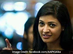 Not In My Area: AAP Lawmaker Alka Lamba Says Vote Machines Not To Blame