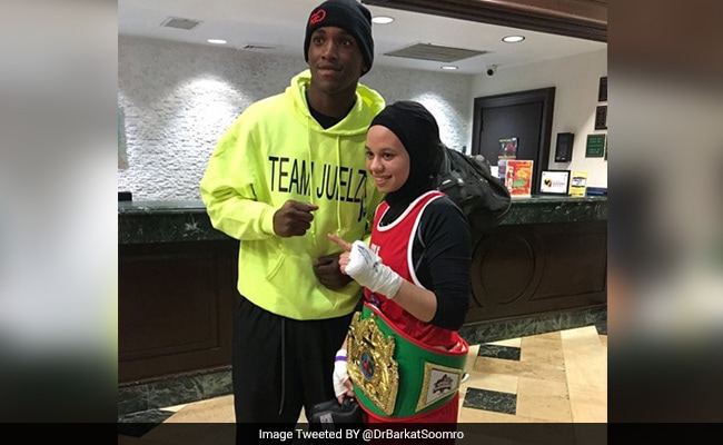 Muslim Teen Boxer In United States Wins Right To Fight In Hijab