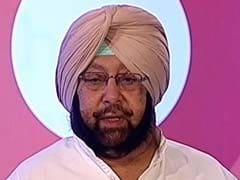 Amarinder Singh Announces Total Waiver On Crop Loans For Small, Marginal Farmers