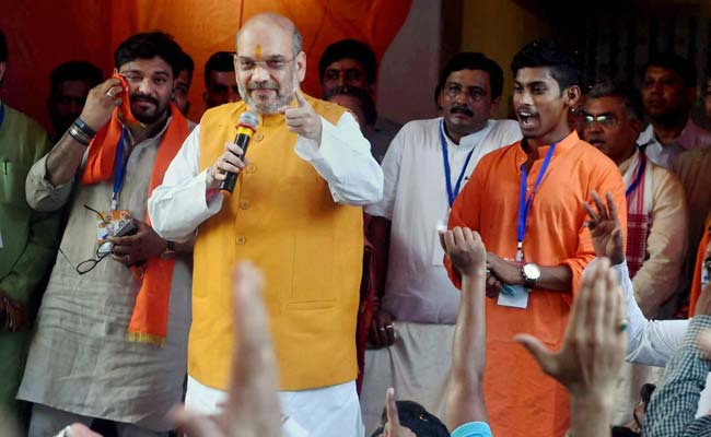 Amit Shah To Meet BJP's Newly Elected Delhi Councillors Today