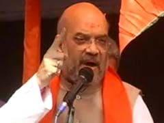 Narada Sting Case: Amit Shah Rejects Trinamool Congress' Conspiracy Charge