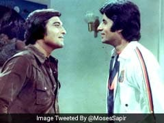 विनोद खन्ना ने अमिताभ बच्चन को पहली बार कराए नाइटक्लब के दर्शन