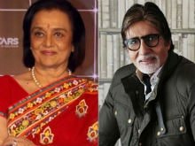 Asha Parekh On Why Amitabh Bachchan Is 'Blessed' And Heroes Who Came Late To Sets