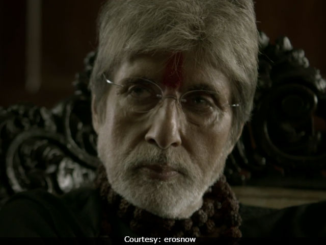 Sarkar 3 Trailer: Big B, 'Angrier Than Ever,' Is Set To Seek Revenge