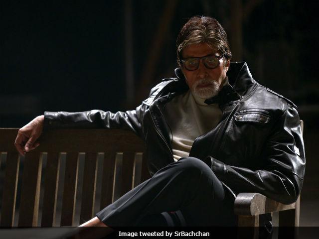 Amitabh Bachchan Reshoots Some Scenes For Ram Gopal Varma's Sarkar 3