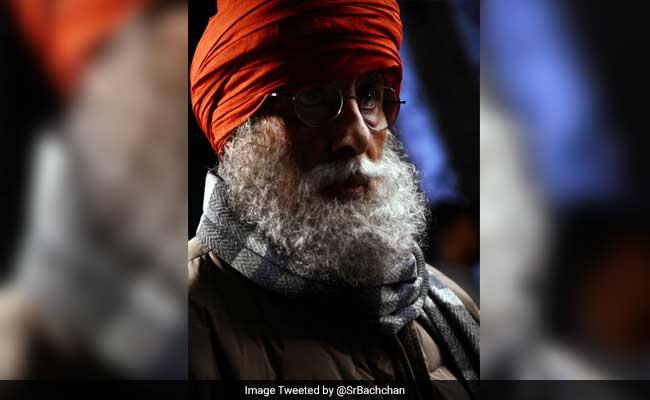 वायरल हो रहा है अमिताभ बच्चन का नया लुक, पर 'ठग्स ऑफ हिंदोस्तान' में नहीं दिखेंगे ऐसे