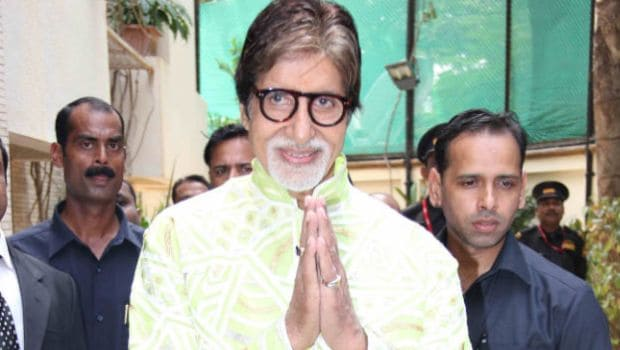 WHO Ropes in Amitabh Bachchan in Its Fight Against Hepatitis in South-East Asia
