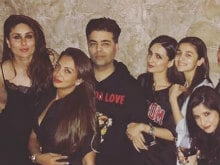 Kareena Kapoor, Alia Bhatt, Karan Johar Put On Their Party Shoes. See Pics