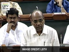 Shiv Sena MP Anant Geete Charges At Aviation Minister Ashok Gajapathi Raju; Rajnath Singh, Others Intervene