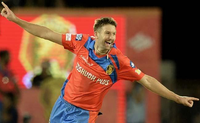 IPL:34 मैचों में डगआउट में बैठे लेकिन मौका मिलते ही एंड्रयू टाय ने दिखा दी अपनी क्षमता...