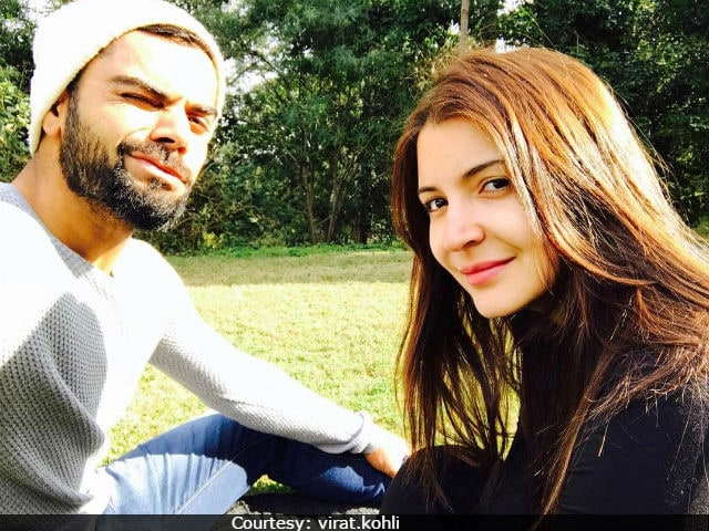 Anushka Sharma Flies To Bengaluru To Meet Virat Kohli. Here Are Pics