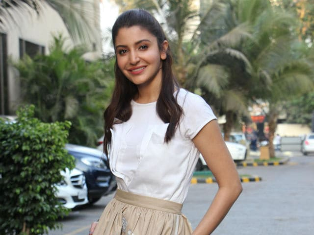 Anushka Sharma Says She Wants To Be A 'Better Human Being'