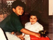 Arjun Kapoor Shares A Throwback Picture With Sister Anshula
