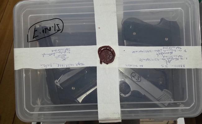 दिल्ली में एमसीडी चुनाव के बीच दो दिन में 50 से ज्यादा हथियार बरामद