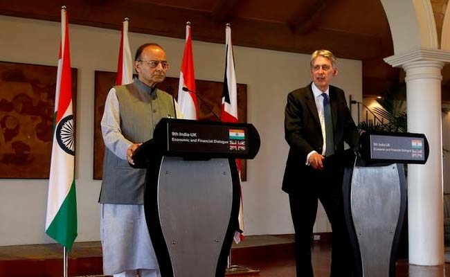 India, Britain Talk Up Post-Brexit Trade Prospects
