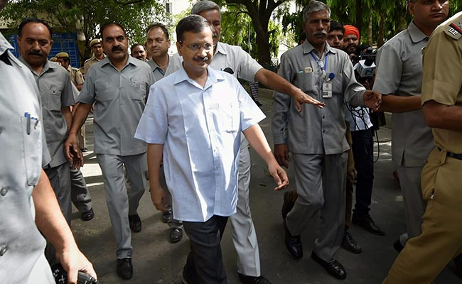 Arvind Kejriwal Seeks Appointment With Lieutenant Governor To Discuss Law And Order In Delhi