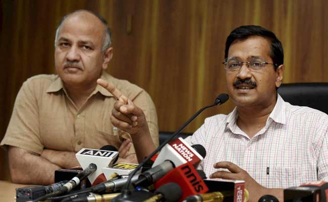 Kejriwal makes minor reshuffle in his Cabinet