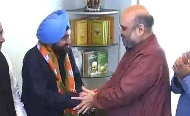 कांग्रेस के नेता अरविंदर सिंह लवली हुए बीजेपी में शामिल, जानें पार्टी छोड़ने की वजह
