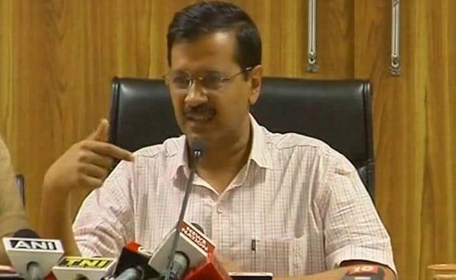 केजरीवाल ने दिल्ली चुनाव आयोग से कहा- MCD चुनाव के लिए मत मंगाओ राजस्थान से EVM, वो टैंपर्ड हैं