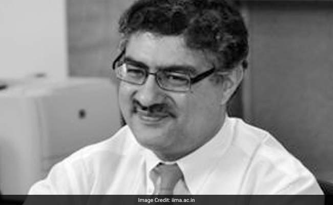 Professor Ashish Nanda Resigns As IIM Ahmedabad Director