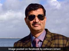 Train Accidents Down By 40 Per Cent: Ashwani Lohani