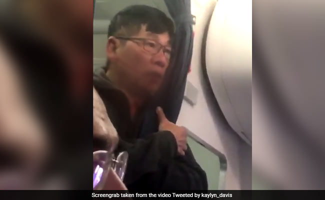 'Just Kill Me,' Said Asian Doctor, Bleeding, After Being Dragged Off United Airlines Plane