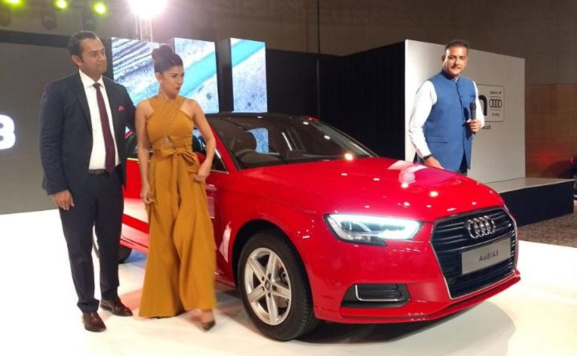 2017 Audi A3 Launched In India, Prices Start From ₹ 30.5 Lakh
