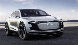 Shanghai Auto Show 2017: Audi e-Tron Sportback Concept Breaks Cover
