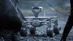 Moon Rover Audi Lunar Quattro To Star In Alien: Covenant
