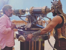 How Baahubali Shooting Was Made Special Using This Camera