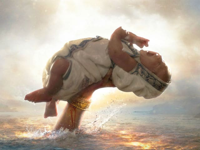 Baahubali Star Ramya Krishnan Reveals How They Filmed Iconic Baby In River Scene
