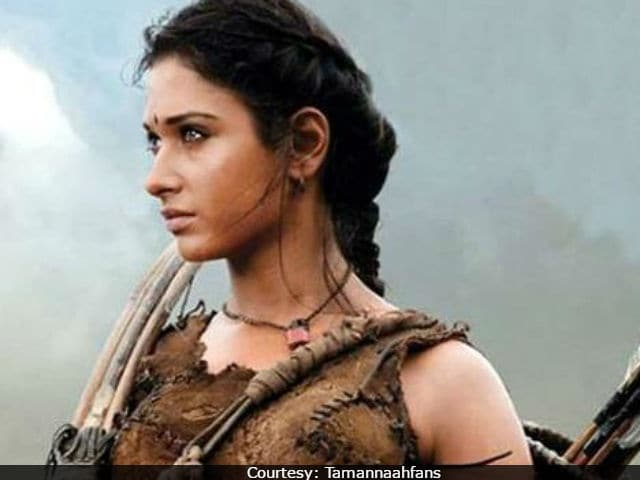 How Baahubali Star Tamannaah Bhatia Transformed Herself Into Avantika