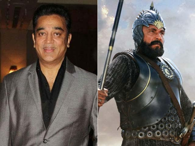 Kamal Haasan To Baahubali Actor Sathyaraj: 'Congrats For Maintaining Rationality'