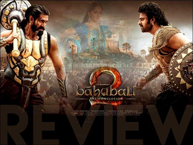 பலே பாகுபலி பலே… திரைப்பட விமர்சனம் - Baahubali 2 Review