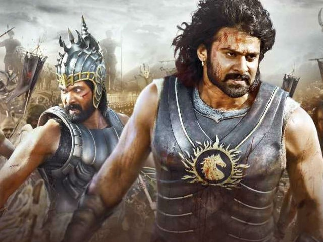<i>Baahubali: The Beginning</i> Movie Review Replug - Scale, Gargantuan. VFX, Extraordinary. Content, Occasionally Gripping. Impact, Strong