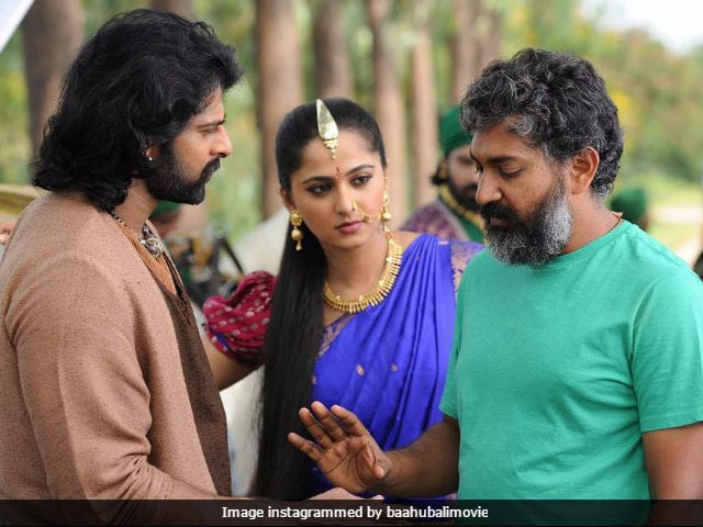 Baahubali: Behind-The-Scenes Pics From Part 1 To Help You Keep Calm And Carry On